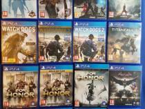 3 Console plus jocuri