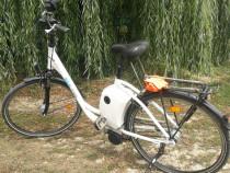 Bicicleta electrică Eh-line schimb cu iPhone 11 pro max