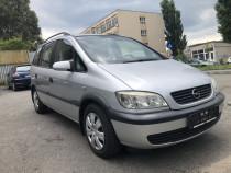Opel zafira 1.6,an 2002,recent adus