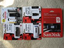 USB CARD 16GB, noi, sigilate, 7 modele, schimb cu diverse,