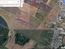 Jilava, Magurele, teren intravilan arabil 4451mp