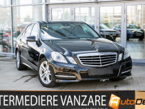 "Mercedes-Benz E200 ""Avantgarde"" - BlueEfficiency"