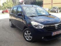 Dacia lodgy 1.5 dci.90 cp. an 2013. euro 5
