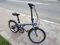 Bicicleta pliabila adult/copil