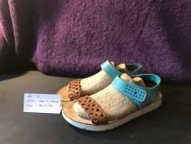 Sandale pele mar.36
