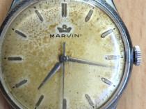 Ceas mecanic marvin swiss