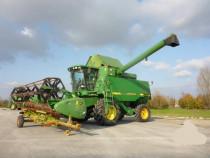 Combină Agricolă John Deere CTS, an 2002