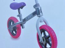 Bicicleta fara pedale, roti de spuma de 10 inch