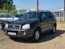 Hyundai Santa Fe 2004, 2.0 diesel /RATE