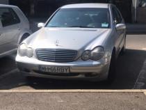 Mercedes c-200