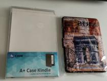 Husa de protectie A+ Slim pentru Kindle Glare Free,7th gener