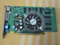 Placa video GeForce 6600 WinFast PX6600 TD DDR2 128MB
