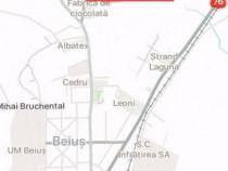 Teren Intravilan Beiuș 3500mp
