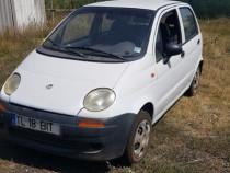Daewoo Matiz alb cu aer conditionat