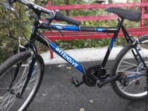 "Bicicleta tip MTB cu roti de 26"", 18 viteze,Shimano"