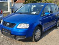 VW Touran, 1.9 D, 101 cai