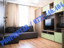 Apartament 2 camere mobilat si utilat LUX, cartier Berceni