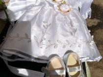 Rochita botez fetita 3-4 luni adusa din italia