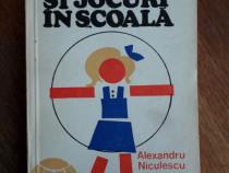 Exercitii si jocuri in scoala - Alexandru Niculescu / C26P