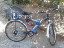 Bicicleta Pegasus Zoom Powerstyle + casca