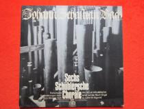 Vinil Bach - Sechs Schüblersche Choräle -organ Wilhelm K.