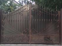 Porți Metalice Lukas, Poartă Metalică, Porți Fier Forjat