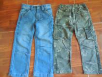 Pantaloni pentru baieti marimea 104