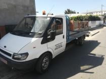 Tractări auto transport materiale constructii