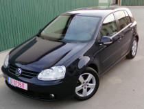 Volkswagen Golf V United, an 2008, 1,9 Diesel, Comenzi Volan