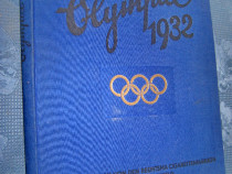 A790-I-Album vechi Olympia 1932-Cronica Jocurilor Olimpice.