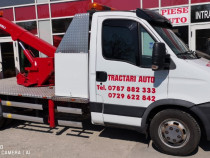 Iveco daily Tractare macara
