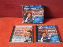 "Andre Rieu ""Kaiserwalzer""-box-set rar,2xCD de colectie-cadou"