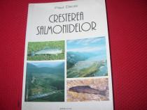 Cresterea salmonidelor - Paul Decei ( f. rara, ilustrata ) *