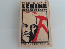 Carte veche lenin pierre lafue carte in limba franceza