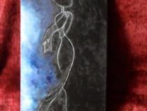 Ea 1-pictura ulei pe placaj