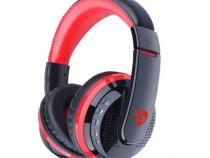Casti audio wireless bluetooth mx 666 handsfree ovleng