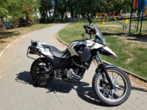 Motocicleta BMW G 650 GS perfecta pentru A2