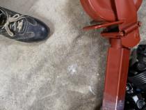 Picior sprijin remorca 7 tone cu roata
