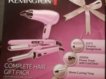Set cadou Remington - Placa, Ondulator, Uscator de par