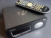 Mediabox digital HD pentru redare filme, muzica, poze.