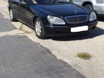 Mercedes Benz S500 Automat