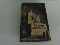 Istorie l esprit americain h s commager