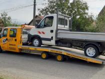 Tractari Auto Transport Remorcari Slep Autostrada A1