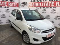 Hyundai i10-2012-EURO 5-Benz+Gaz-Posibilitate Rate-