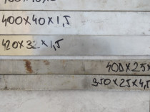 Platbanda de inox
