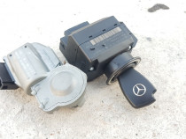 Contact kit pornire Mercedes E320 CDI W211 imobilizator chit