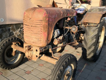 Tractoras vechi peste 50 ani se poate proba