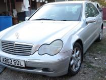 Mercedes C 270 Elegance, 2.7 CDI Diesel, an 2003
