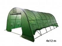 Solar de Grădină 4×12 m Cortis, Transport Gratuit
