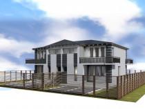 Zona superba in Tauti,casa P+M in duplex cu teren 250 mp